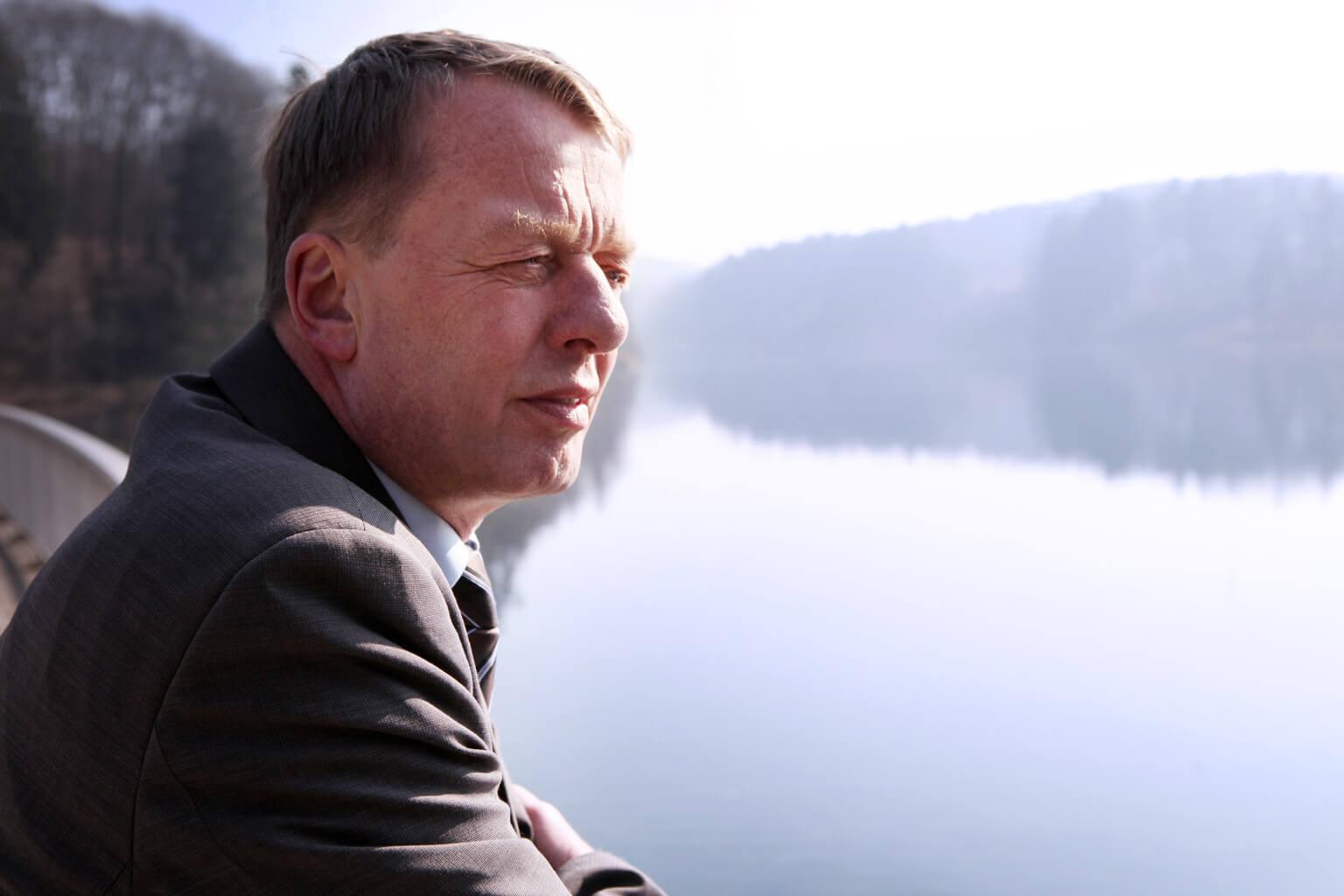 Burkhard Mast-Weisz, Bürgermeisterkandidat von Remscheid