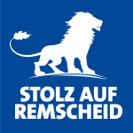 Stolz auf Remscheid Löwe