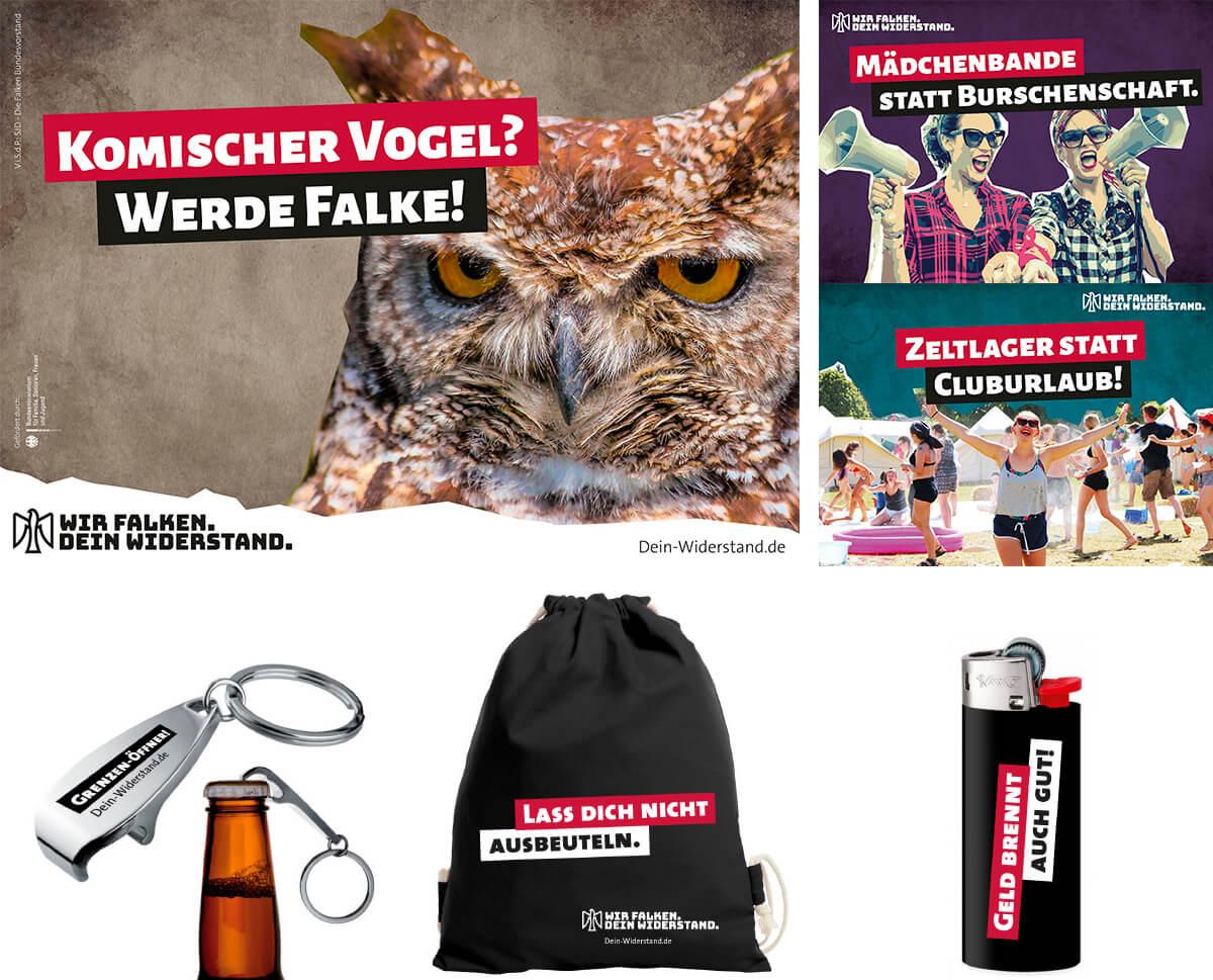 Druck und Produktion - Squirrel & Nuts GmbH